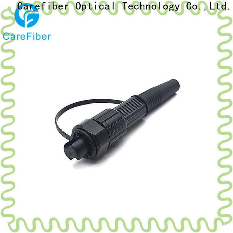 Carefiber high quality ip cable connector customization for communication