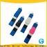 Carefiber cfoscupc fiber optic fast connector factory for communication