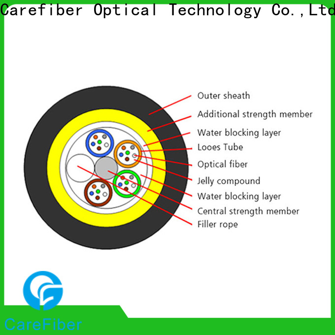 high reliability adss cable cable for communication