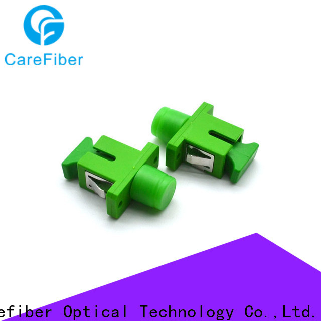 Carefiber adapter fiber attenuators supplier for importer