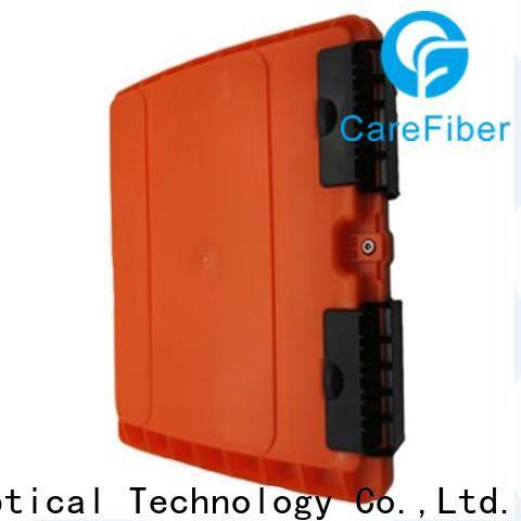 Carefiber quick delivery fiber optic box order now for transmission industry