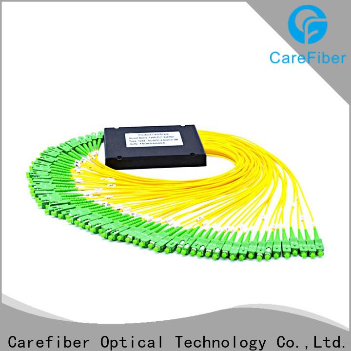 Carefiber most popular digital optical cable splitter trader for communication