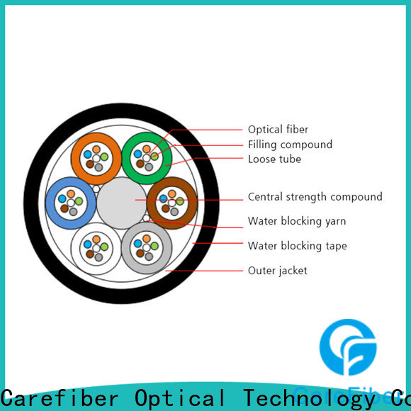high quality fiber optic network cable gcyfy manufacturer for communication