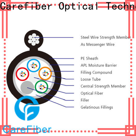 Carefiber cost-effective fiber optic kit source now for communication
