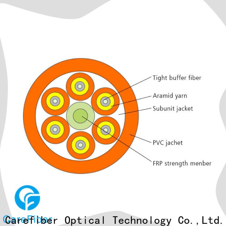 Carefiber gjbfjv fiber optic or optical fiber well know enterprises for sale
