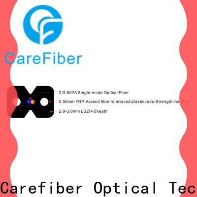 Carefiber gjxfh drop cable factory for wholesale