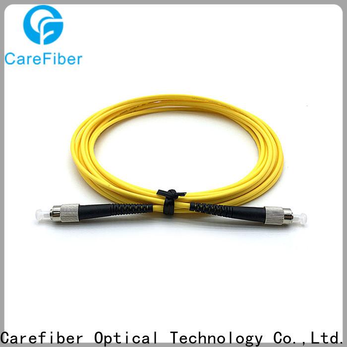 Carefiber credible fiber patch cord types order online