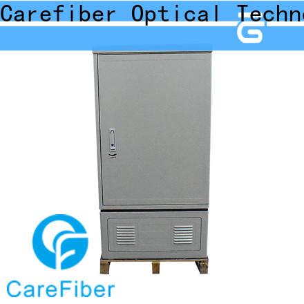 Carefiber best distribution cabinet provider for commercial industry