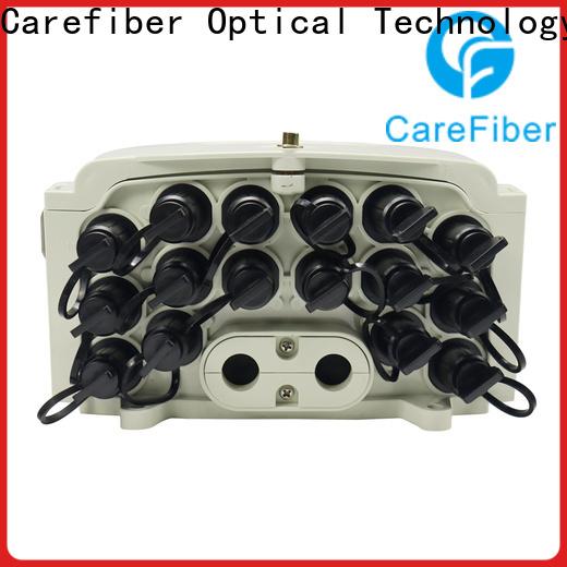 Carefiber quick delivery fiber optic box wholesale for trader
