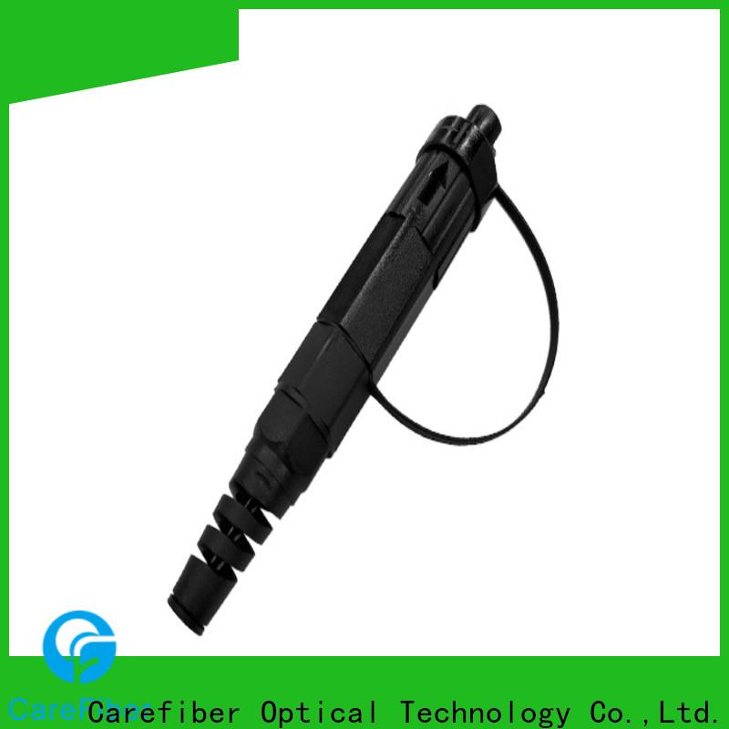 Carefiber carefiber lc fiber connector factory for distribution