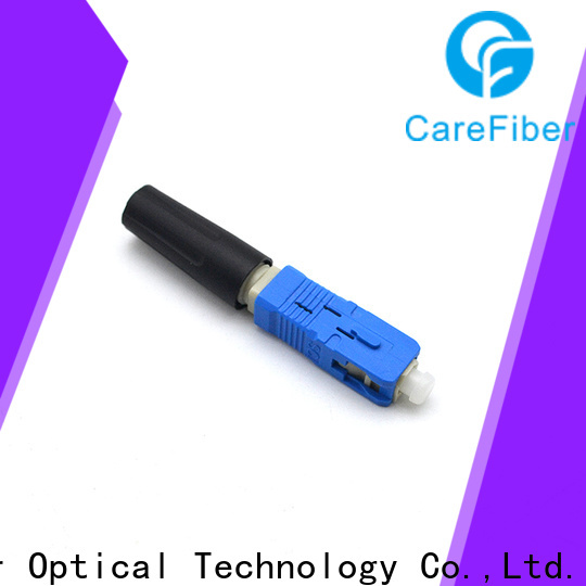 dependable fiber optic fast connector cfoscapcl5003 trader for communication