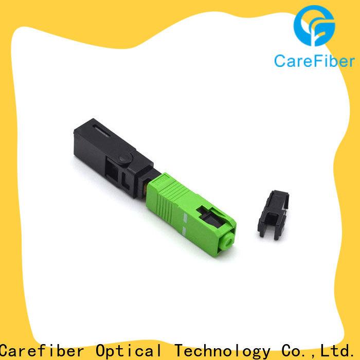 new lc fiber connector cfoscapcl5202 factory for distribution
