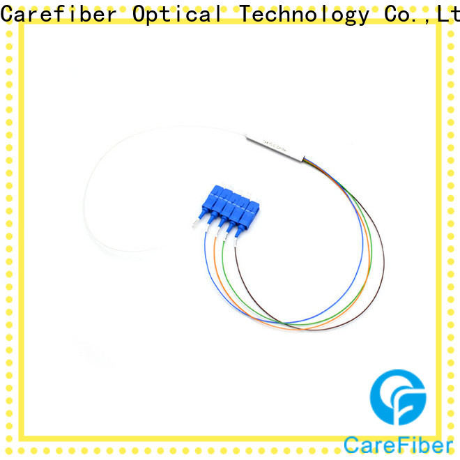 quality assurance optical cable splitter 1x8 trader for communication