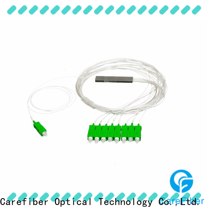 Carefiber best optical cable splitter foreign trade for communication