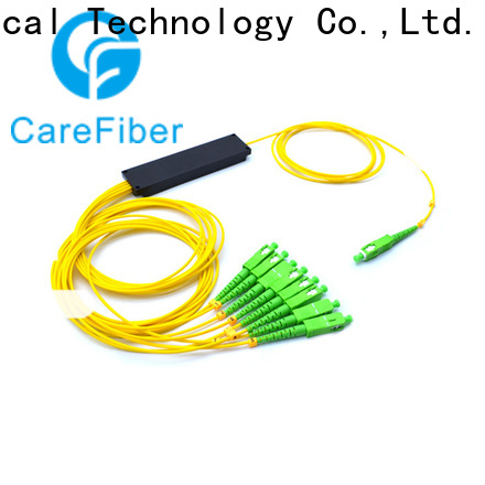 Carefiber quality assurance optical splitter best buy foreign trade for global market