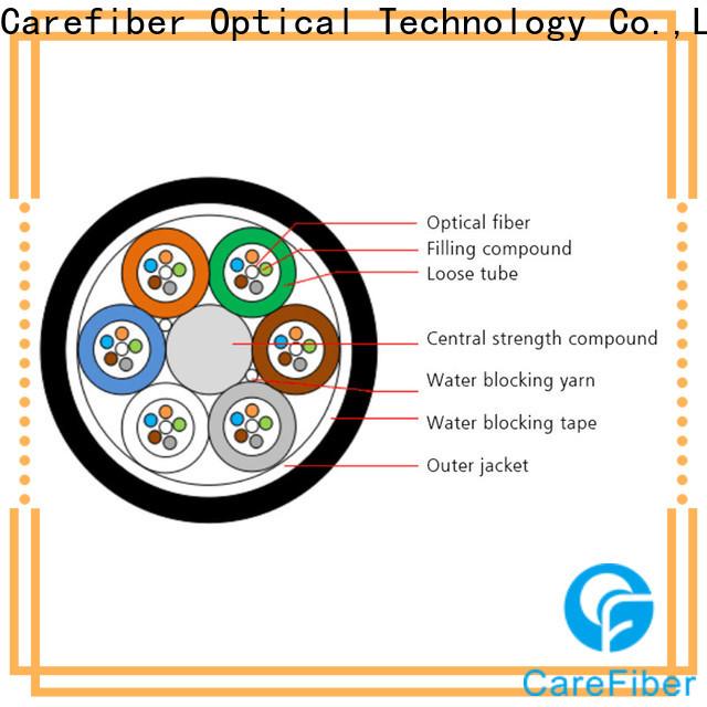 Carefiber gcyfy fiber network cable order online for importer