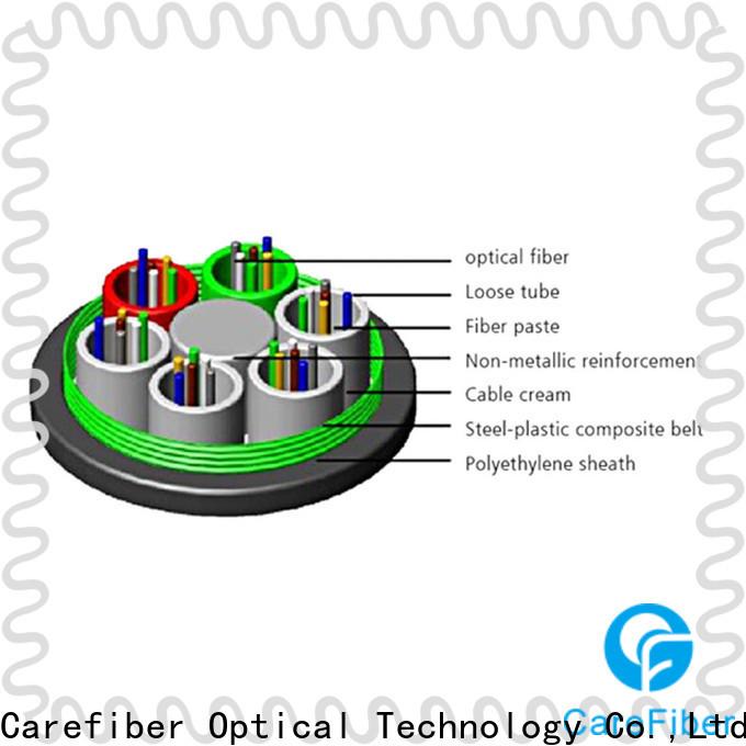 Carefiber tremendous demand outdoor fiber patch cable wholesale for trader