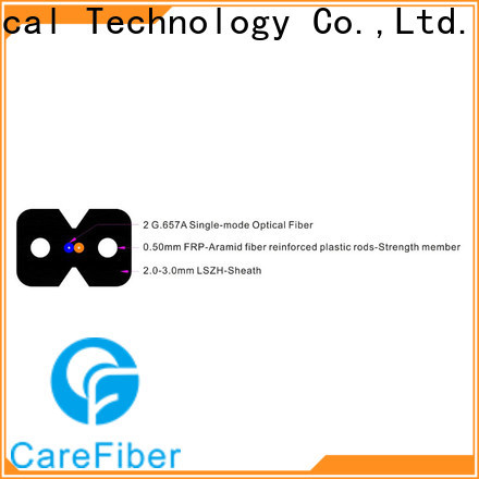 reliable aerial drop cable gjxfh trader for communication