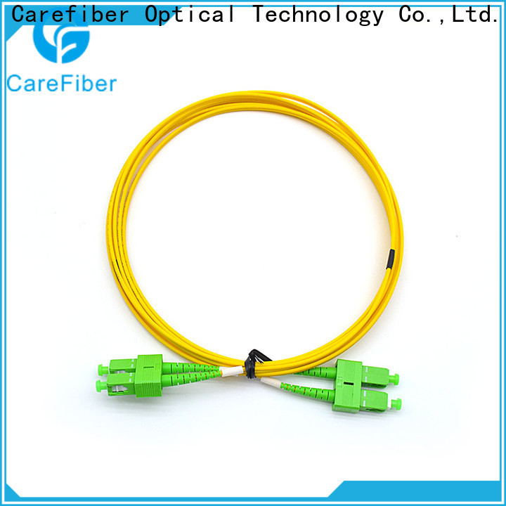 Carefiber cords fc patch cord great deal for consumer elctronics
