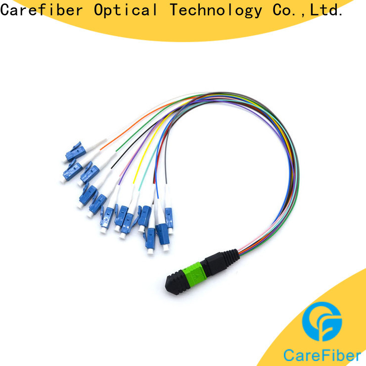 Carefiber economic cable harness made in China for communication