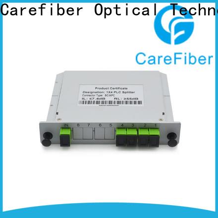 Carefiber splittercfowa08 fiber splitter trader for global market