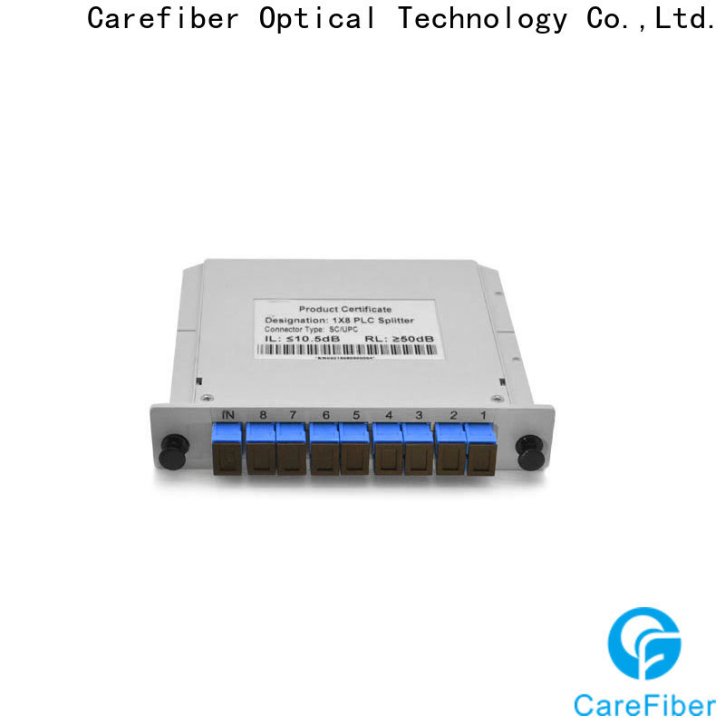 Carefiber typecfowu04 digital optical cable splitter foreign trade for industry