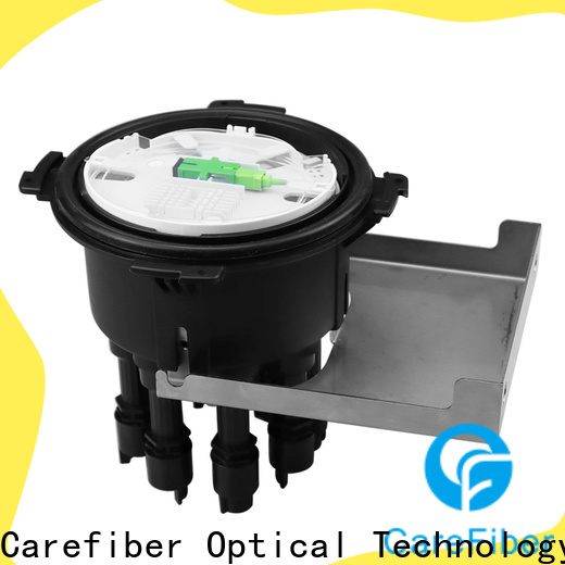 Carefiber 16cores optical fiber distribution box from China for importer