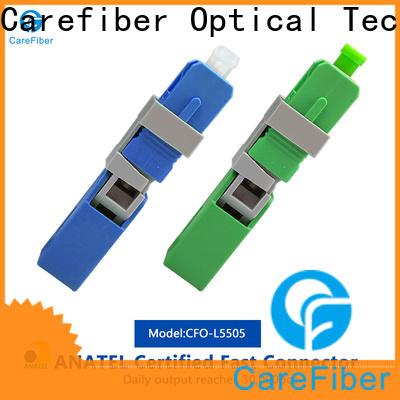 Carefiber cfoscupcl5301 lc fiber connector trader for consumer elctronics