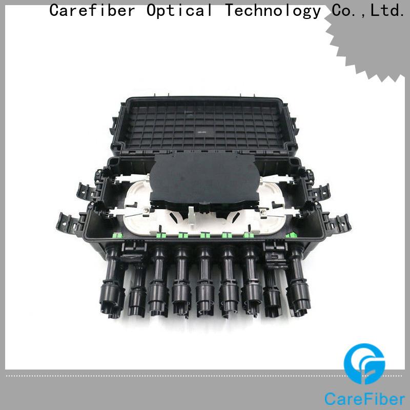 Carefiber optical distribution box wholesale for transmission industry