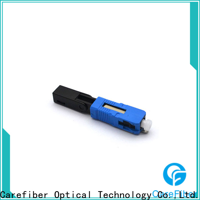 Carefiber connectorcfoscupcl5503 fiber fast connector provider for communication