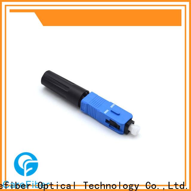 best fiber optic fast connector connectors provider for communication