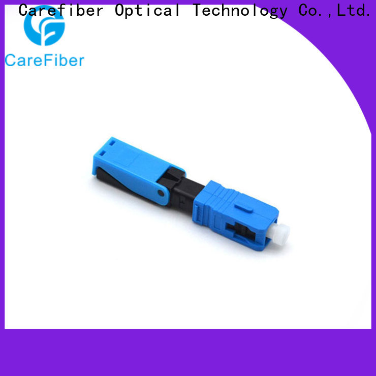 new fiber optic fast connector 5501 factory for consumer elctronics