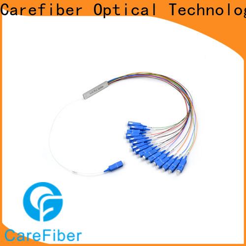 Carefiber box fiber optic cable slitter cooperation for global market