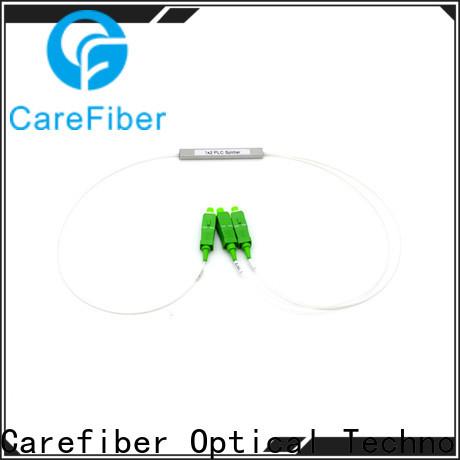 Carefiber best splitter plc trader for industry