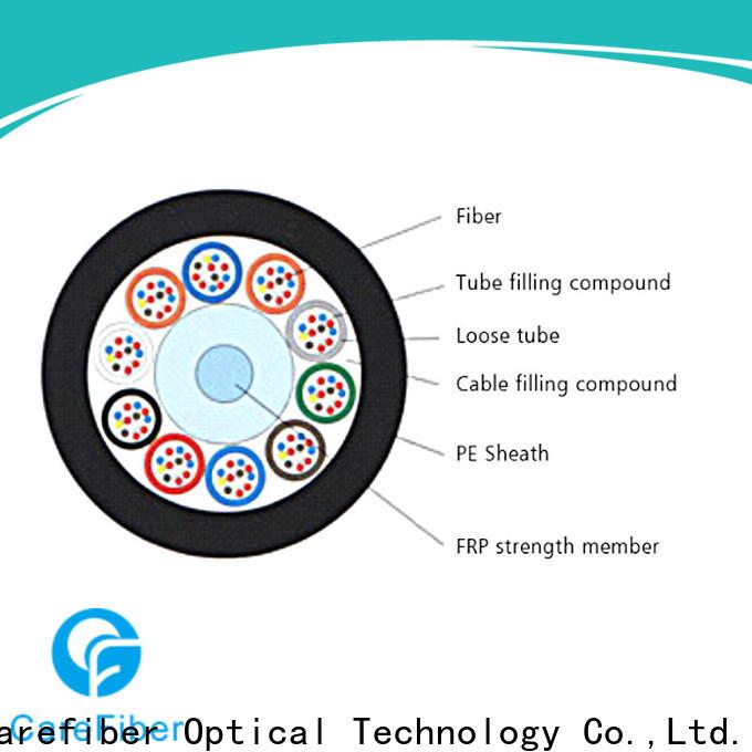 Carefiber tremendous demand outdoor fiber wholesale for merchant