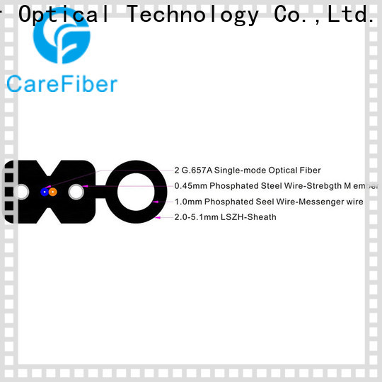 Carefiber variety of ftth fiber trader for communication
