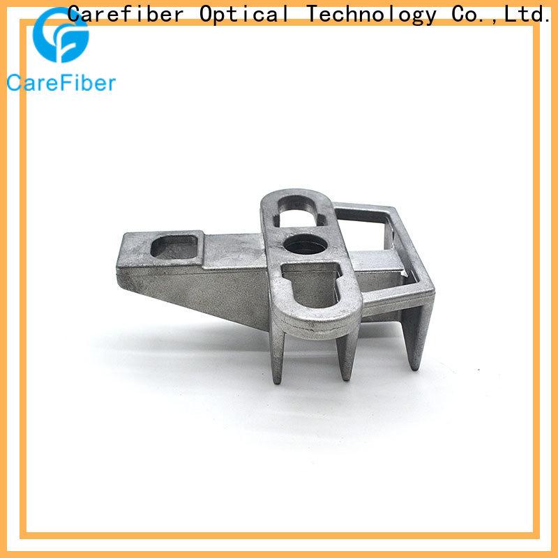 Carefiber optic fiber optic cable clamp program consultation for industry