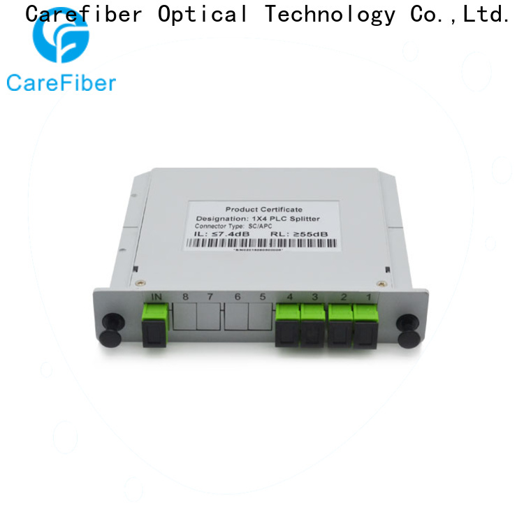 quality assurance optical cable splitter best buy abs cooperation for industry