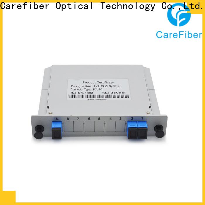Carefiber splittercfowa08 optical splitter best buy trader for communication