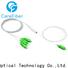 Carefiber 02 fiber splitter cooperation for communication