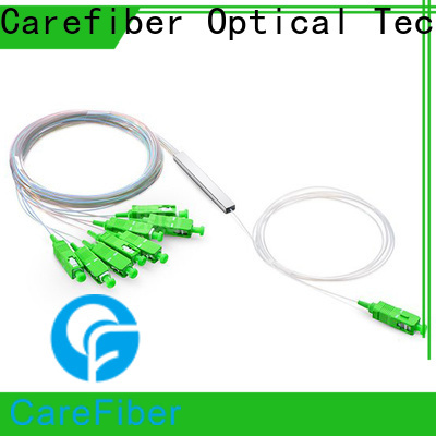quality assurance optical cable splitter cable cooperation for communication