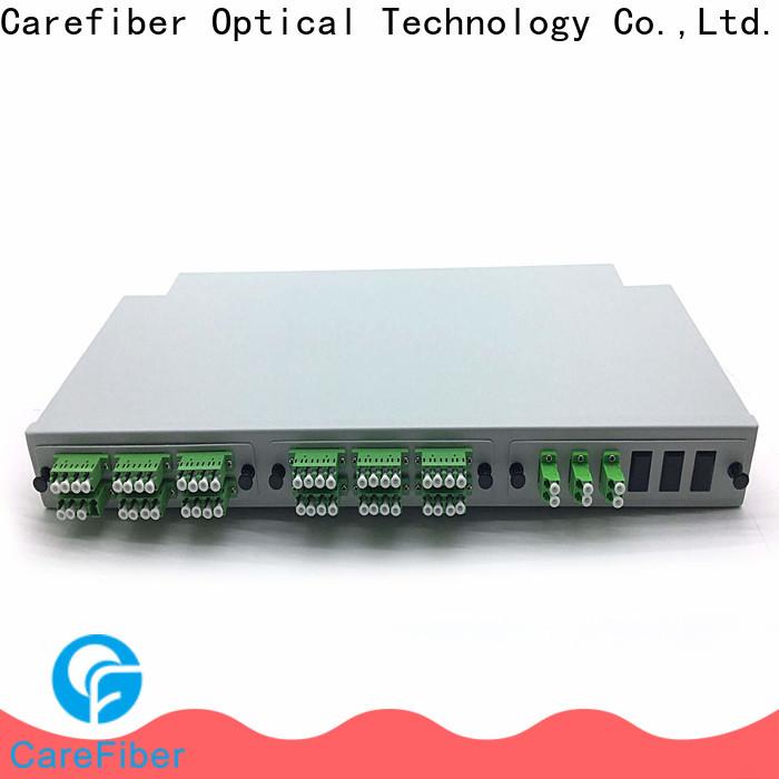 Carefiber optical fibre applications source now for global market