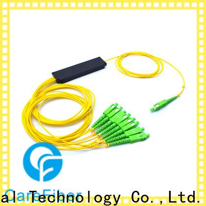 Carefiber most popular optical splitter cooperation for communication