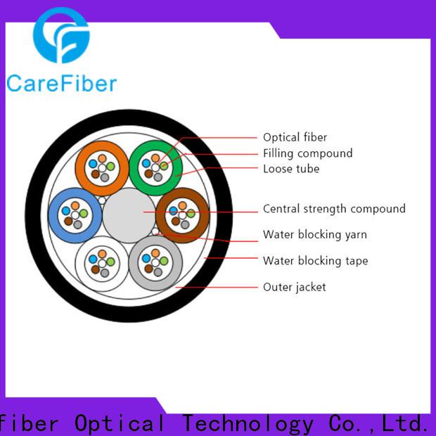 Carefiber gcyfxty fiber network cable order online for importer