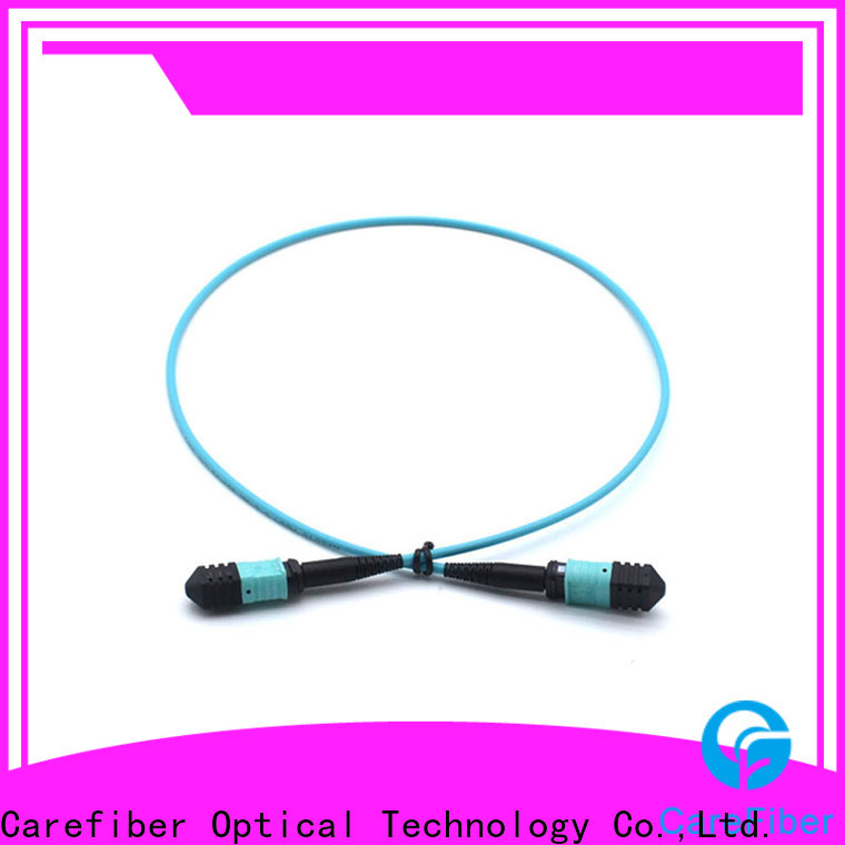 Carefiber most popular mtp patch cord trader for connections