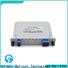 Carefiber cable plc fiber splitter cooperation for industry