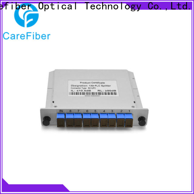 most popular optical splitter 1x16plc foreign trade for communication