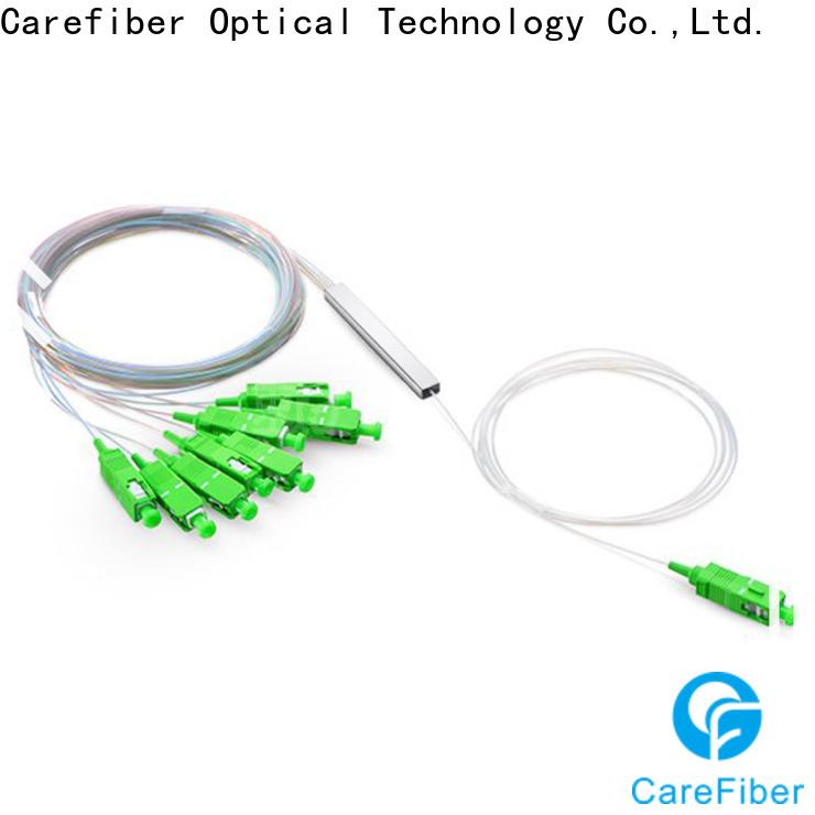 Carefiber best splitter plc trader for global market