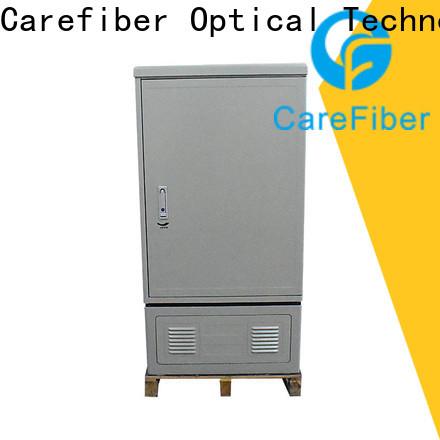 Carefiber fiber fiber distribution cabinet provider for B2B