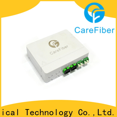 Carefiber bulk production optical distribution box from China for transmission industry
